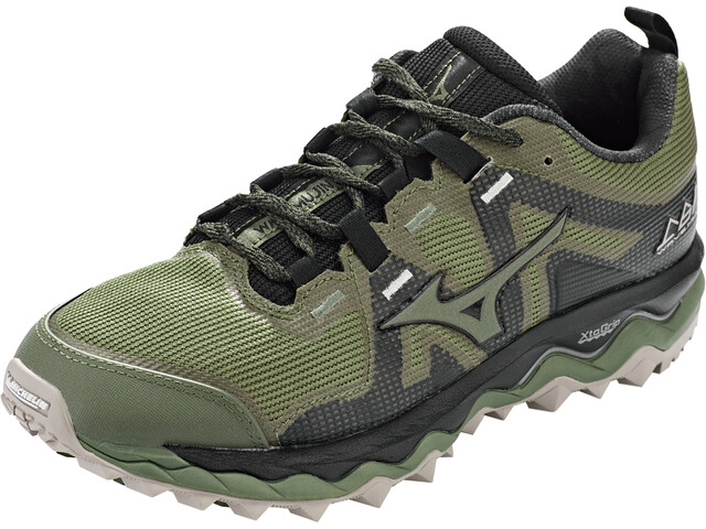 cheap wholesale online skate shoes Mizuno Wave Mujin 6 Chaussures de trail Femme, olivine/olivine ...